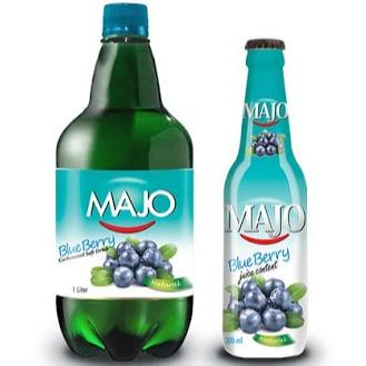 نوشیدنی ماجو بلوبری