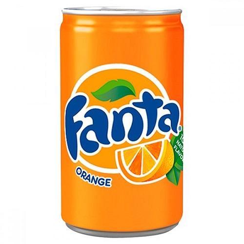 فانتا پرتقالی قوطی